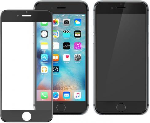 Защитное стекло LAB.C 3D Diamond Glass для iPhone 7 черный LABC-314-BK