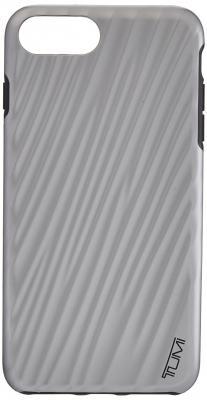 цена Чехол Tumi 19 Degree Case для iPhone 7 Plus серый онлайн в 2017 году