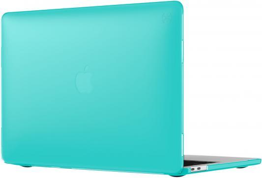 Чехол для ноутбука MacBook Pro 15 Speck SmartShell пластик синий 90208-B189 чехол для ноутбука macbook pro 13 speck smartshell glitter пластик прозрачный 90207 5636