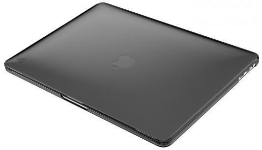 Чехол для ноутбука MacBook Pro 15 Speck SmartShell пластик черный 90208-0581 чехол для ноутбука macbook pro 13 speck smartshell glitter пластик прозрачный 90207 5636