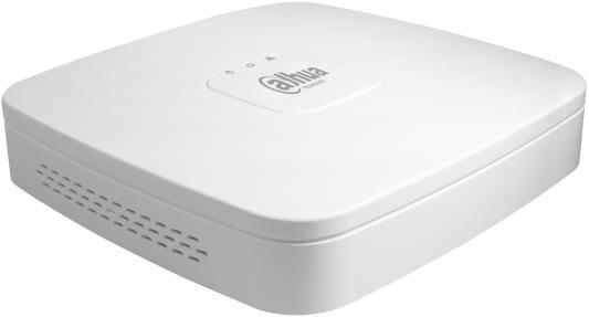 Видеорегистратор сетевой Dahua DHI-XVR4104C 1хHDD 6Тб HDMI VGA до 4 каналов