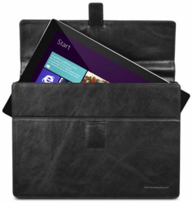 Чехол dbramante1928 Hellerup для планшета Microsoft Surface 3/4 кожа черный SHMSGTBL0576 от 123.ru