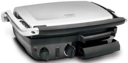 Гриль контактный VES Electric BG 2000 чёрный серый