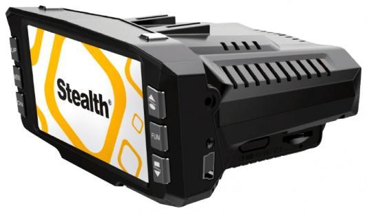 Видеорегистратор Stealth MFU 630 1280x720 120° GPS microSD microSDHC с радар-детектором stealth mfu 630