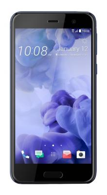 Смартфон HTC U Ultra 64 Гб синий (99HALU072-00) htc u ultra i play chem razlichautsia i chem shoji