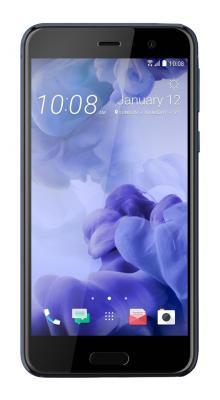 Смартфон HTC U Ultra синий 5.7 64 Гб NFC LTE Wi-Fi GPS 3G 99HALU072-00 htc u ultra 64gb синий