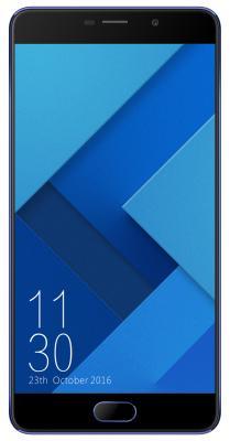 Смартфон Elephone R9 синий 5.5 64 Гб LTE Wi-Fi GPS 3G elephone r9 цена