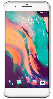 "Смартфон HTC One X10 серебристый 5.5"" 32 Гб GPS LTE Wi-Fi 3G 99HALD003-00"