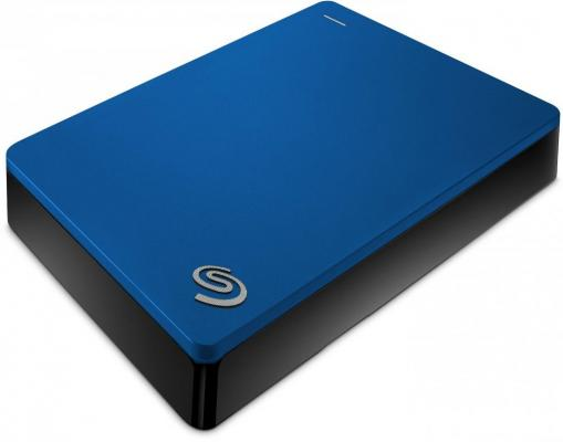 Внешний жесткий диск 2.5 USB 3.0 5Tb Seagate Backup Plus Portable синий STDR5000202 жесткий диск 5tb seagate enterprise capacity 3 5 hdd st5000nm0024