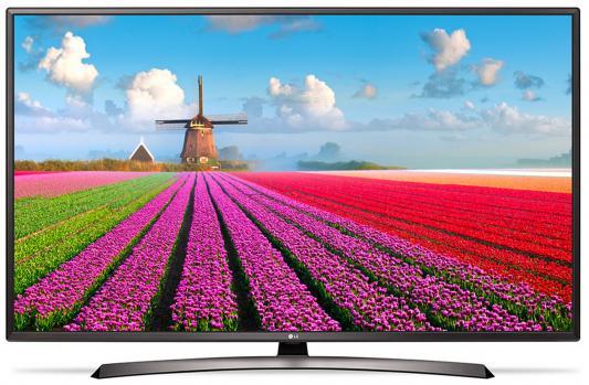 Телевизор LG 55LJ622V коричневый