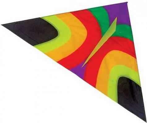 Воздушный змей X-Match Волны, 183х91 см воздушный змей x match динозаврик 60х70 см