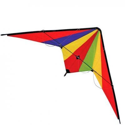 Воздушный змей X-Match Кайт, 120х60 см 681336 воздушный змей x match динозаврик 60х70 см