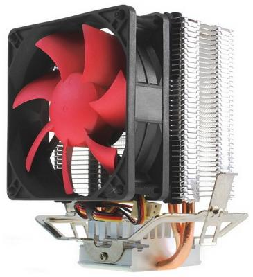 Кулер для процессора Crown CM-92 Socket 775/1150/1151/1155/1156/AM2/AM2+/AM3/AM3+/FM1/FM2/FM2+/754/939/940