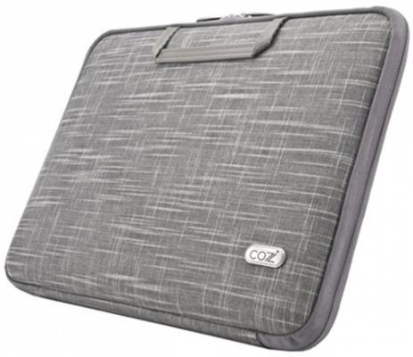 "Чехол для ноутбука 13"" Cozistyle CSLNC1302 ткань серый"