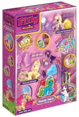 """Игровой набор Filly """"Королевские лошадки"""" - Салон красоты M136007-3850"""