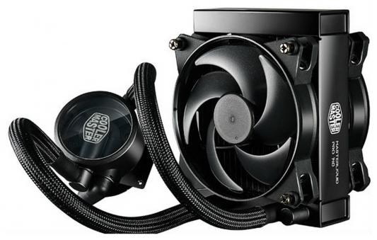 Водяное охлаждение Cooler Master MasterLiquid Pro 140 MLY-D14M-A22MB-R1 Socket 775/1150/1151/1155/1156/1356/1366/2011/2011-3/AM2/AM2+/AM3/AM3+/FM1/AM4/FM2/FM2+