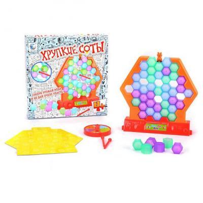 Настольная игра спортивная Shantou Gepai Хрупкие соты 93788 настольная игра shantou gepai аэрофутбол 5016