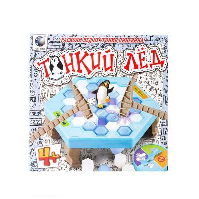 Настольная игра спортивная Shantou Gepai Тонкий лед 61788 игра спортивная shantou gepai набор для игры в боулинг 8816ad