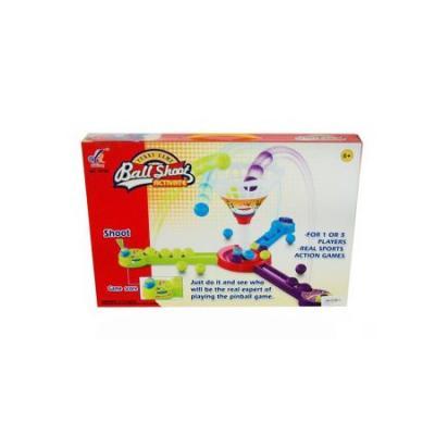 Настольная игра для вечеринки Shantou Gepai Меткие шарики 631216 настольная игра для вечеринки shantou gepai стена с шариками 631217