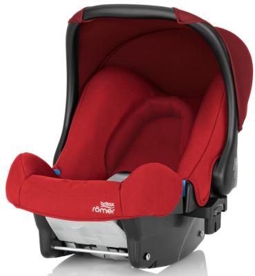 Автокресло Britax Romer Baby-Safe (flame red trendline)