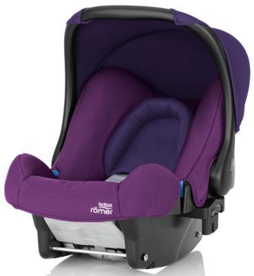 Автокресло Britax Romer Baby-Safe (mineral purple trendline)