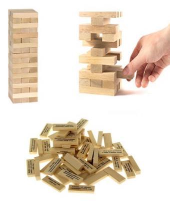 Фото - Настольная игра спортивная Бэмби Башня с заданиями 7746 26508 бэмби игра мафия подарочный набор