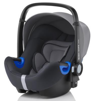 Автокресло Britax Romer Baby-Safe I-Size (storm grey trendline)