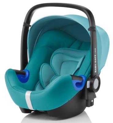 Автокресло Britax Romer Baby-Safe I-Size (lagoon green trendline)