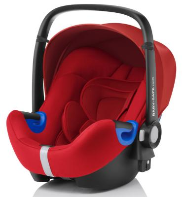 Автокресло Britax Romer Baby-Safe I-Size (flame red trendline)