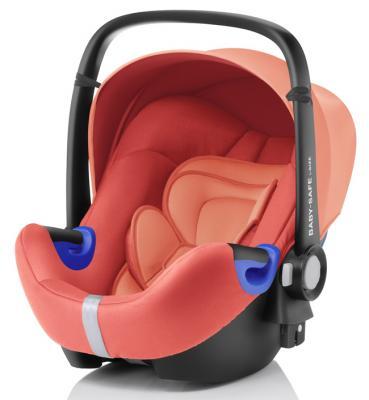 Автокресло Britax Romer Baby-Safe I-Size (coral peach trendline)