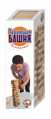 Купить Настольная игра спортивная Десятое королевство Падающая башня 1506, 26х8х8 см, Игры для компании
