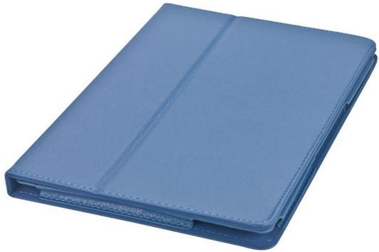 Чехол IT BAGGAGE для планшета Lenovo IdeaTab 3 10 синий ITLN3A102-4 чехол it baggage для планшета lenovo tab 3 10 business x70f x70l искусственная кожа белый itln3a102 0