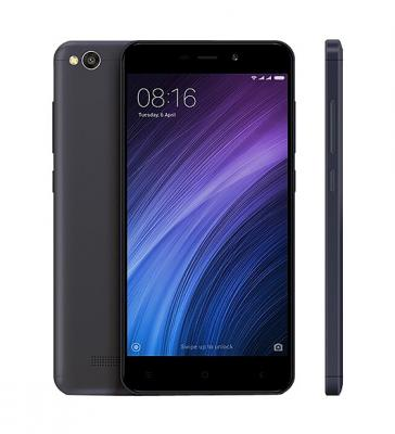 "Смартфон Xiaomi Redmi 4A серый 5"" 32 Гб LTE GPS Wi-Fi 3G REDMI4AGR32GB"