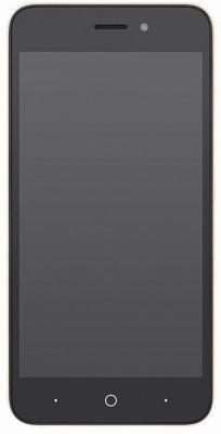 Смартфон ZTE Blade A601 золотистый 5 8 Гб LTE Wi-Fi GPS 3G смартфон zte blade v8 серый 5 2 32 гб lte wi fi gps 3g bladev8gray