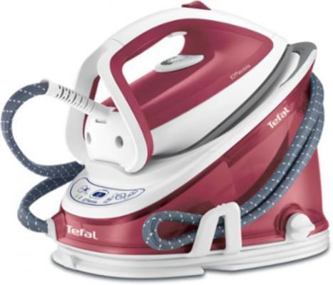 Утюг Tefal GV6731 2200Вт красный утюг starwind sir5824 2200вт красный белый