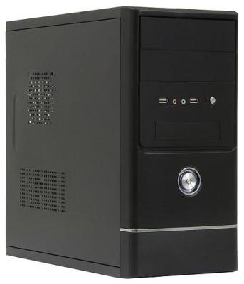 Корпус microATX Super Power Winard 5813 Без БП чёрный корпус microatx super power winard 5819 без бп чёрный серебристый