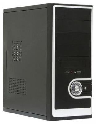 Корпус — Super Power Winard 3029 C Без БП чёрный серебристый