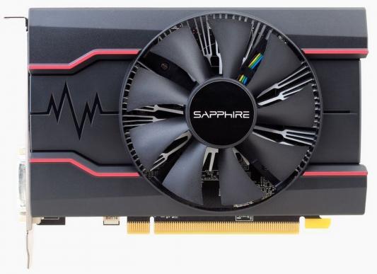Видеокарта Sapphire Radeon RX 550 11268-01-20G PCI-E 4096Mb 128 Bit Retail (11268-01-20G)