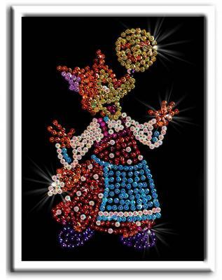 "Мозайка из пайеток Волшебная мастерская ""Лисичка"" от 123.ru"