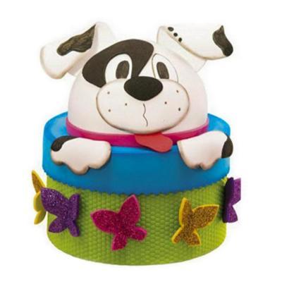 Купить Набор для творчества Волшебная мастерская шкатулка «Собачка» ФШ-001 от 8 лет, Ассорти наборов для творчества