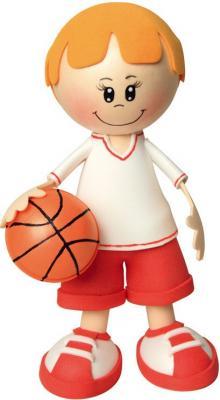 Набор для творчества Волшебная мастерская создай куклу Баскетболист от 12 лет к002
