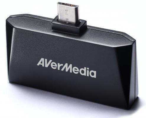 Тюнер цифровой ТВ AVerMedia AVerTV Mobile 510 EW510 USB внешний цена