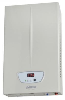 Стабилизатор напряжения Powerman AVS 5000S белый стабилизатор напряжения powerman avs 500s 1 розетка серый
