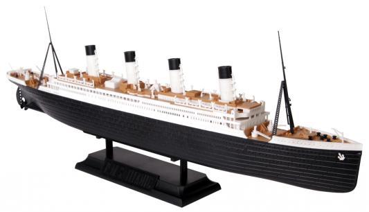"""Корабль Звезда """"Титаник"""" 1:700 черный"""
