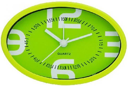 Будильник Вега Пробуждение гарантировано зелёный