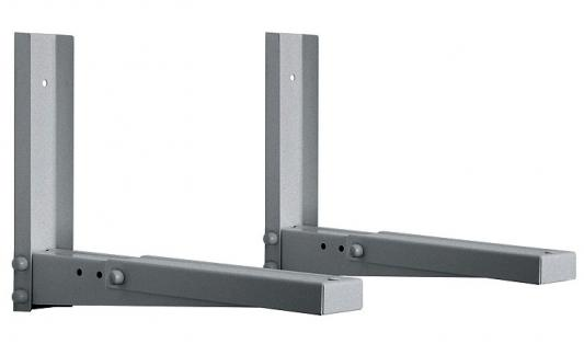 Кронштейн для СВЧ-печей Holder MWS-2002W металлик max 40 кг настенный от стены 285 мм пена top house д плит свч печей 500мл