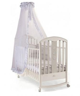 Кроватка-качалка Feretti Elegance Swing (white)