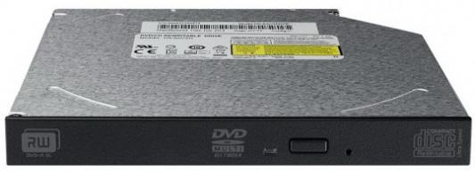 Привод для ноутбука DVD±RW Lite-On DS-8ACSH SATA черный OEM