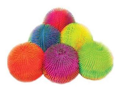 Мяч 1toy Ё-Ёжик Т52160 23 см