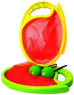 Мячеловка 1 toy и 2 мяча Т59922